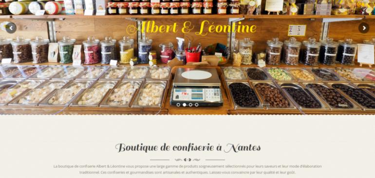 Albert & Léontine
